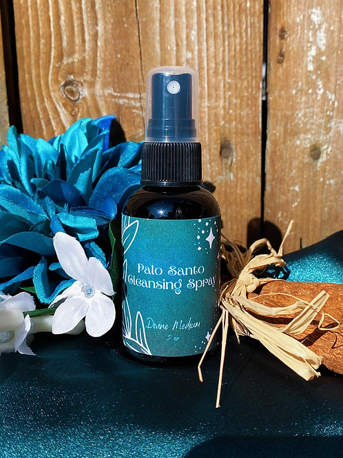 Palo Santo DM Signature Blend for Cleansing & Protecting