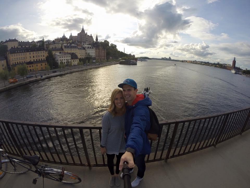 Stockholm travel blogger