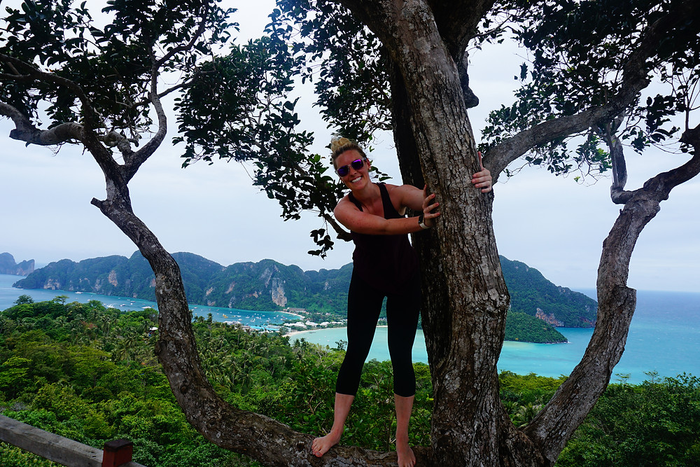 phi phi islands view point