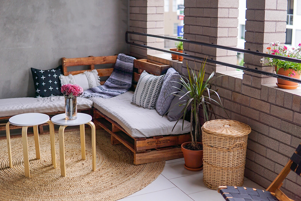 How to make a dreamy outdoor patio