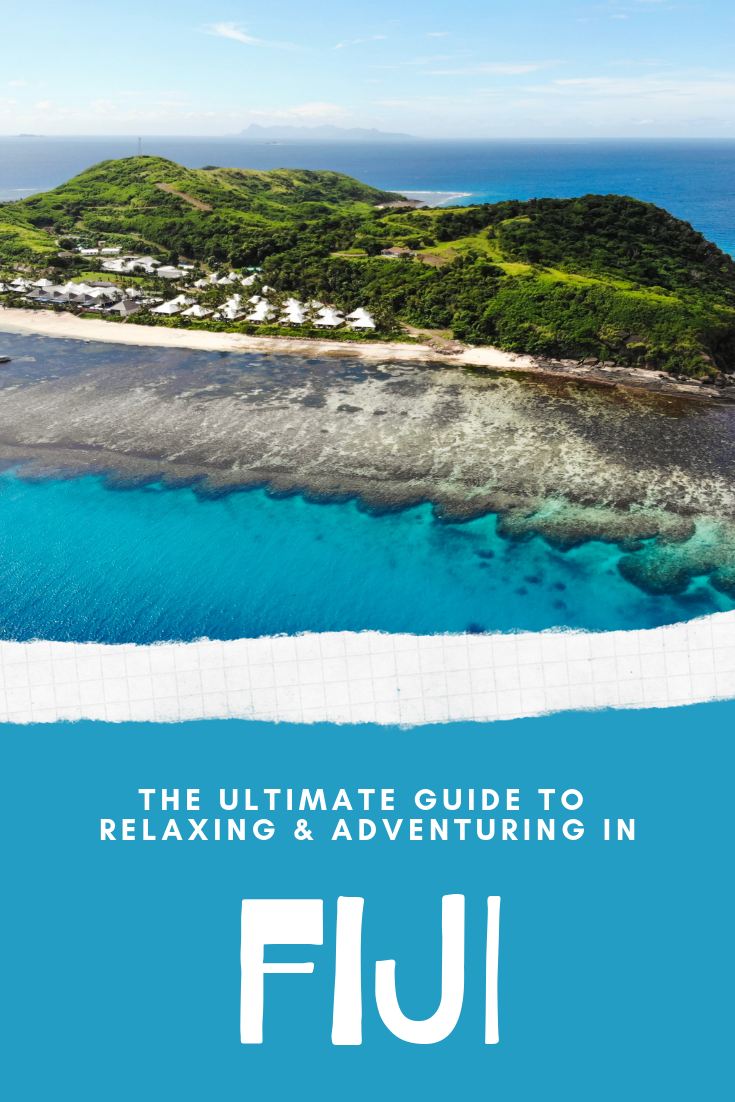fiji islands travel guide