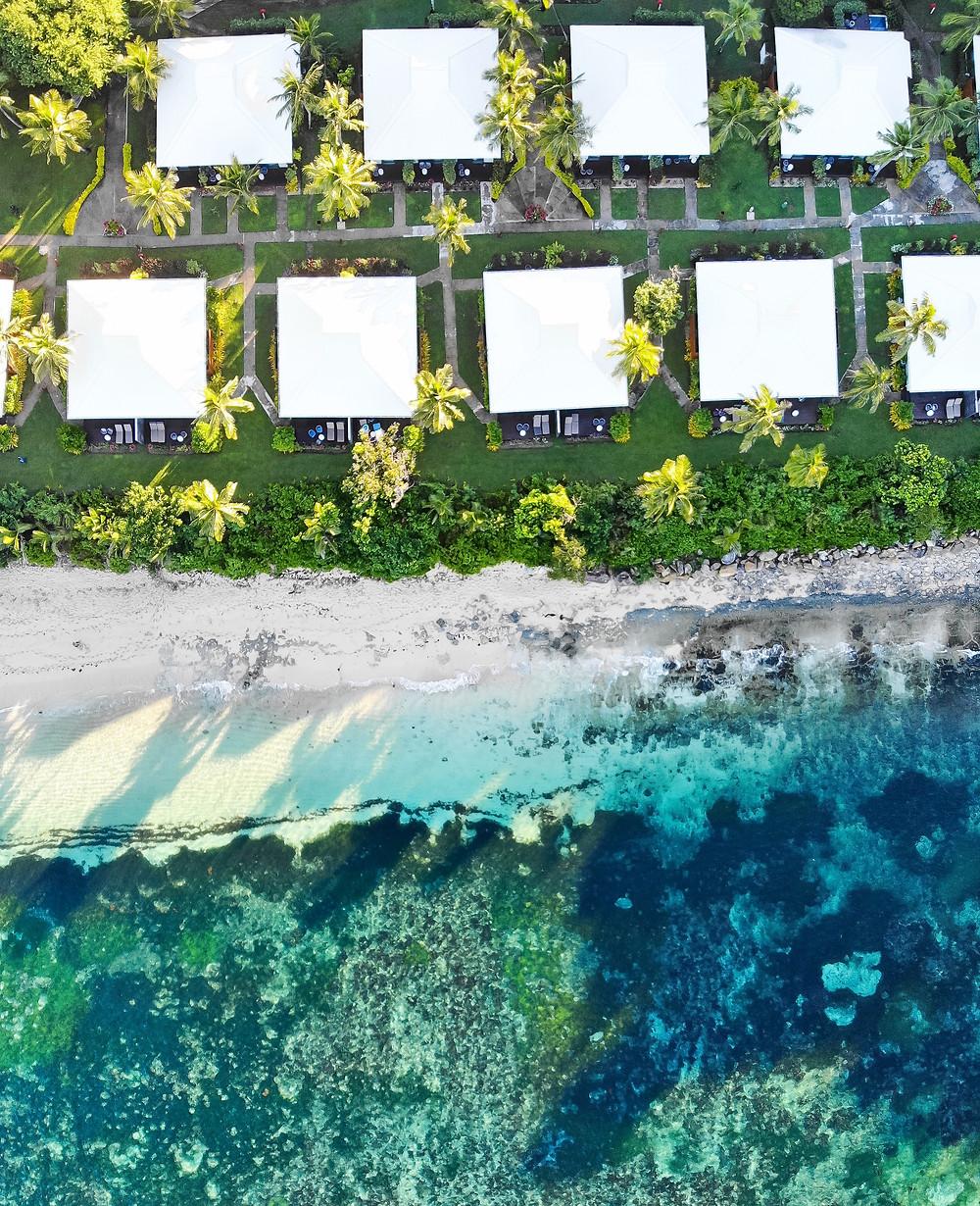 best resorts in fiji