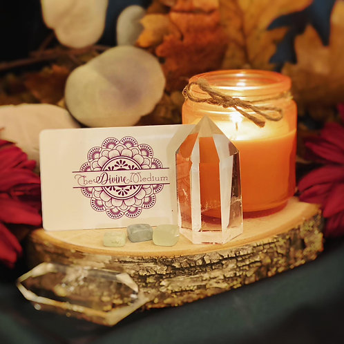Divine Medium Crystal Cove Gift Cards