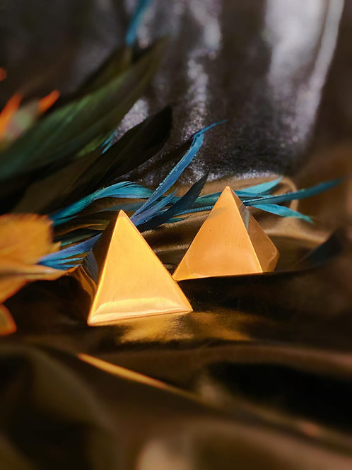 Copper Pyramids to Channel Powerful Healing Powers