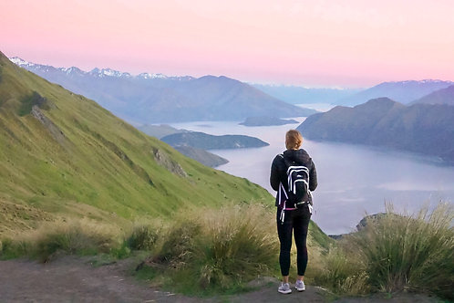 South Island, New Zealand Road Trip Map & Itinerary