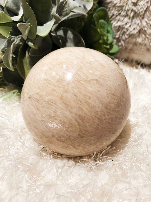 Peach Moonstone for Self Energy Activation