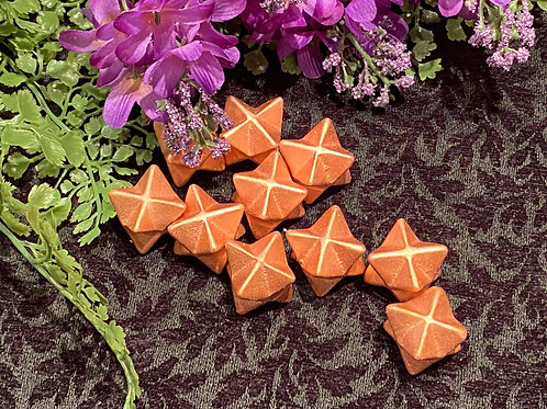 Copper Merkaba for