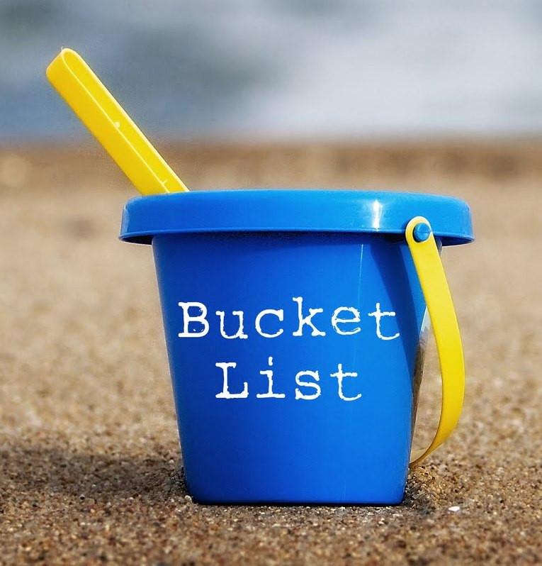 travel bucket lists