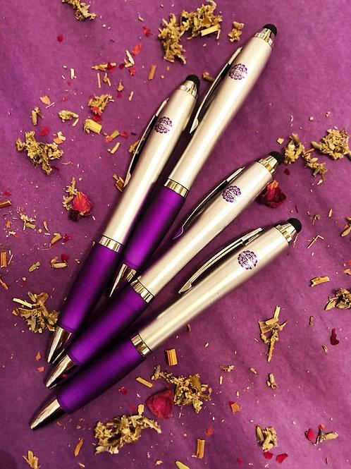 Divine Medium Logo Stylus Pen