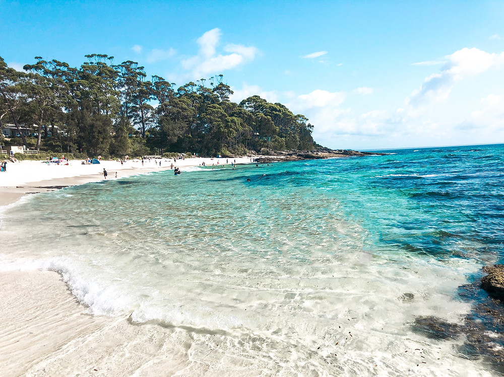hyams beach travel blog