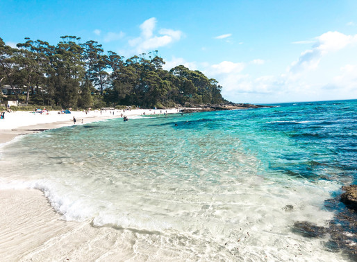 a guide to camping in jervis bay