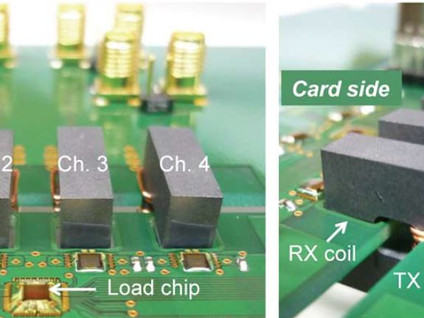 3D Chip-to-Chip Interconnect