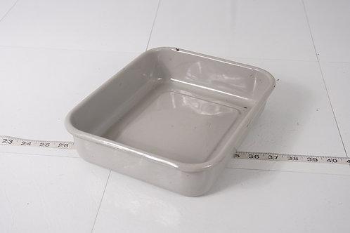 Surgical Medical Grey Enamel Pan