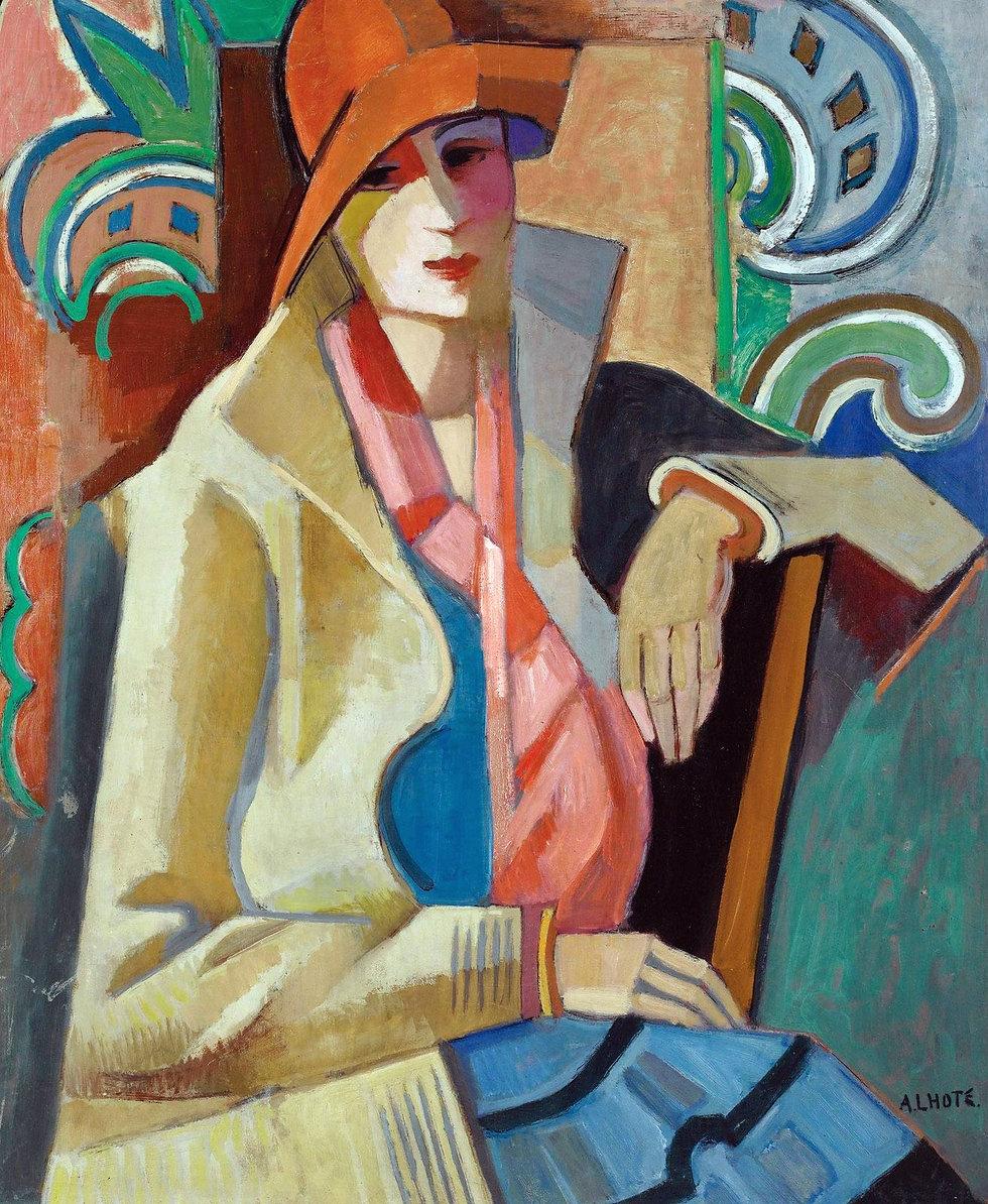 1930________ ____ (Portrait D'Anne)_89 _