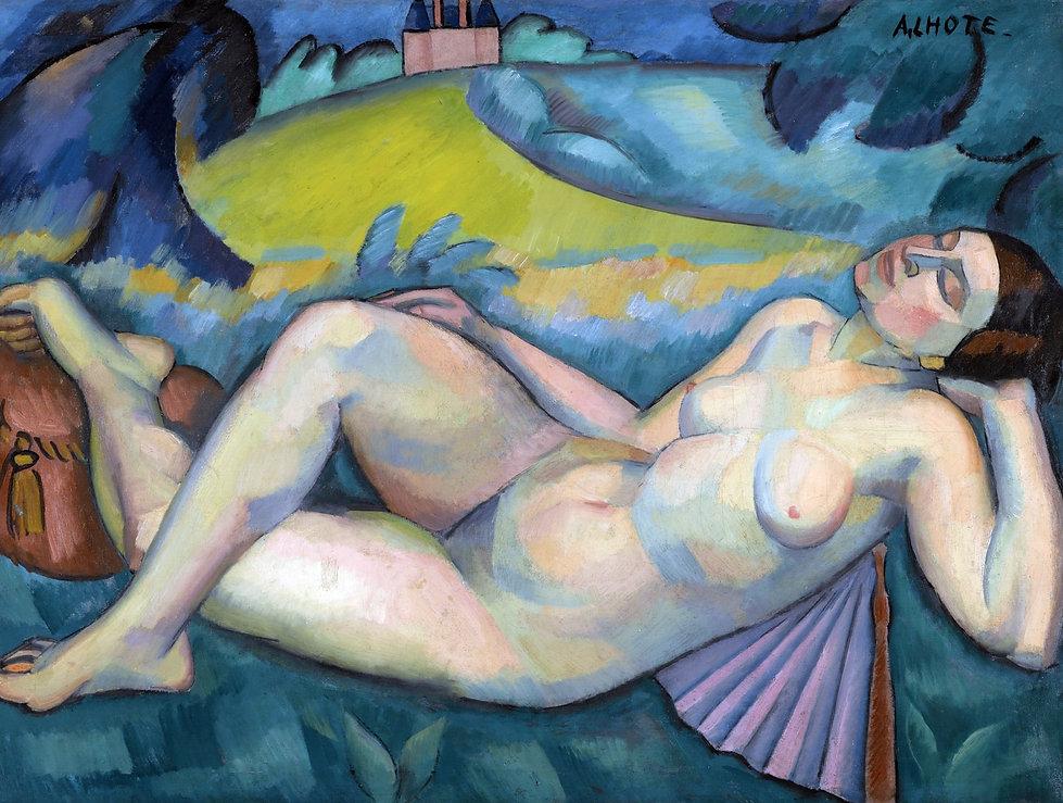 1912 (ок)_Меланхолия (La Melancolie)_79.