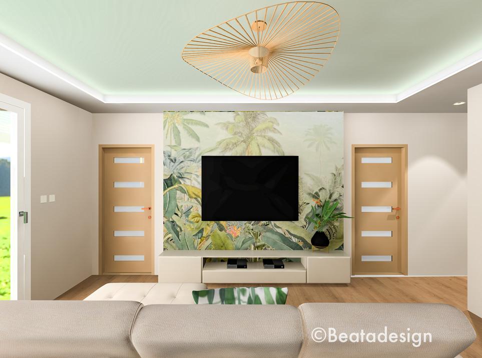 Családi ház trópusi hangulatban_Beatades