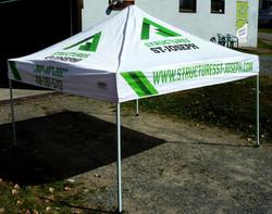 Tente Promotionnelle Structures Saint-Joseph