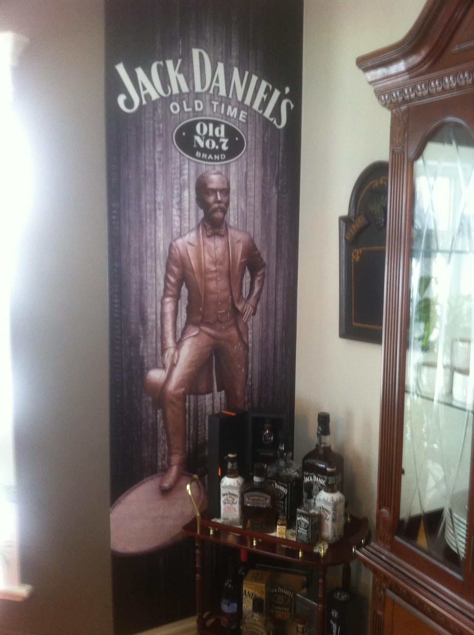 Murale Jack Daniel