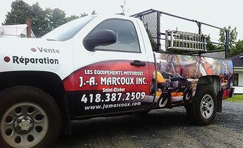 Pickup J-A Marcoux