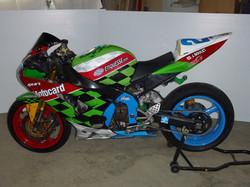 Moto de Course