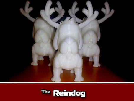 Pinshape's Top 20 3D Christmas Designs of 2015!