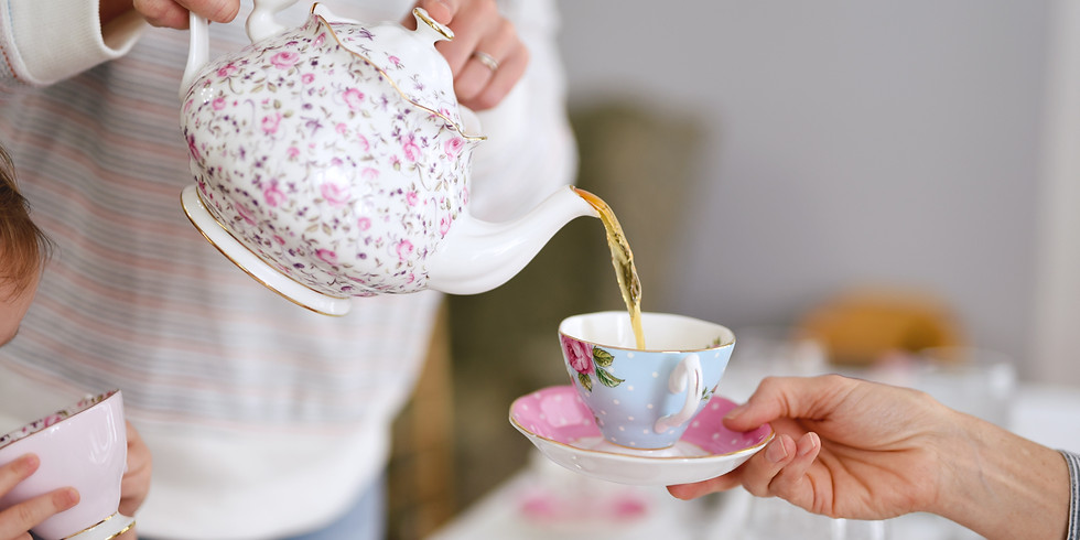 Galentine's Tea
