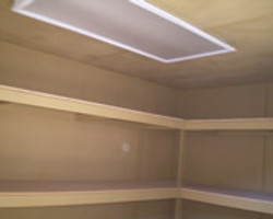 Insulated Shelving
