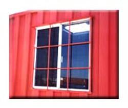 Window w/ Security Bars