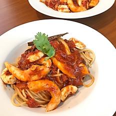 Seafood-less Marinara