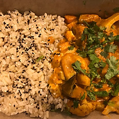 Thai Red Curry Rice