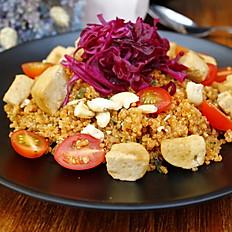 Thai Style Quinoa