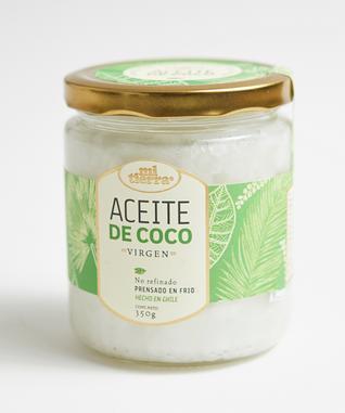 Mi Tierra - Aceite de Coco