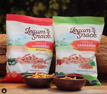 Diseño para Legun snack