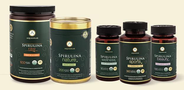 Aquasolar - Spirulina