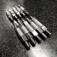 Threaded Axle Shafts