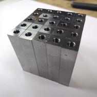 Precision Tapped Blocks