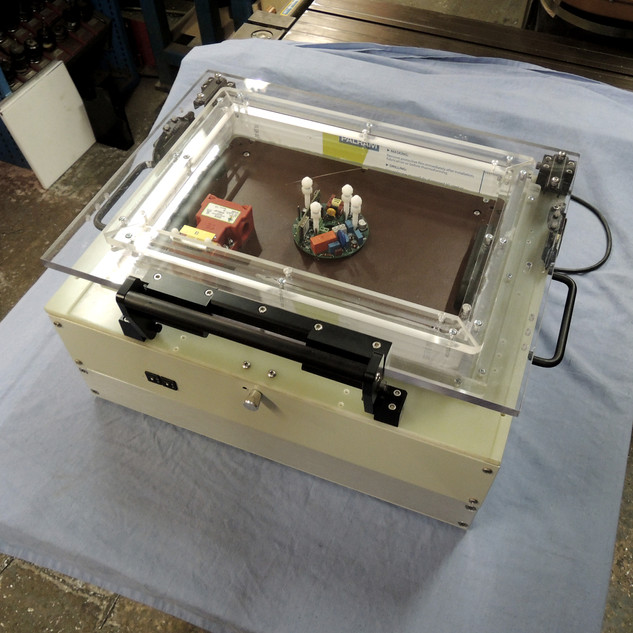 Electronic PCB Test System