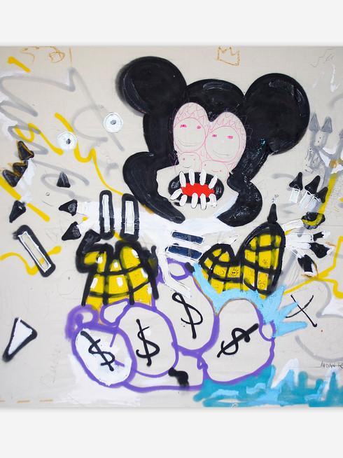 the fall of Mickey empire