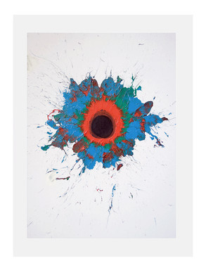Red Hole, 2018 [SOLD]