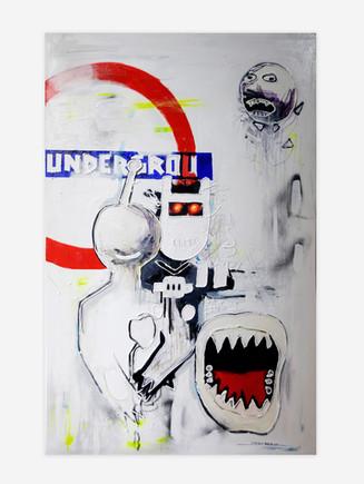 Underground Industrialization, 2020