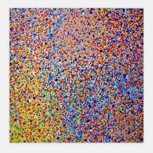 """Volumen 3"" 2019 Acrilyc on canvas 40 x 40 inches 100 x 100 cm (unframed) [ SOLD ]"