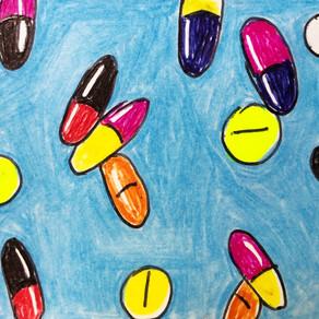 pills, 2019