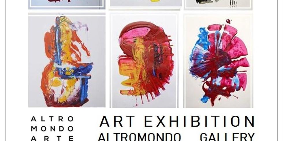 Primera Exhibición de Arte. Altro Mondo gallery Greenbelt 5