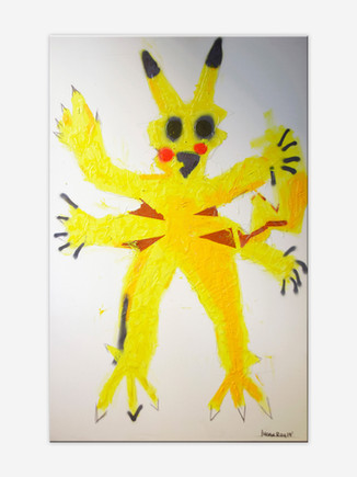 Pikachu, 2019