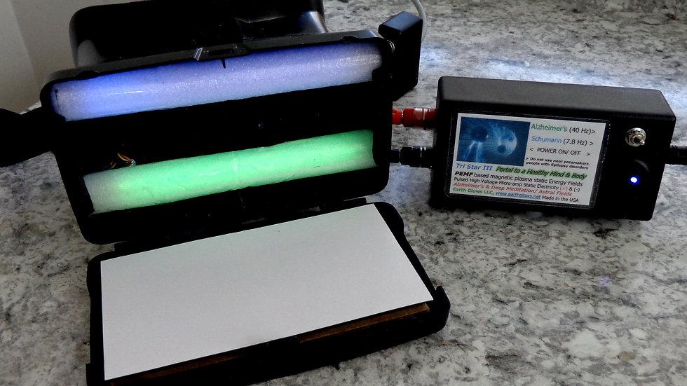 Stereo Plasma Visor & TS3 Driver