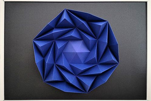 Tableau 50x70cm - Rose des Sables