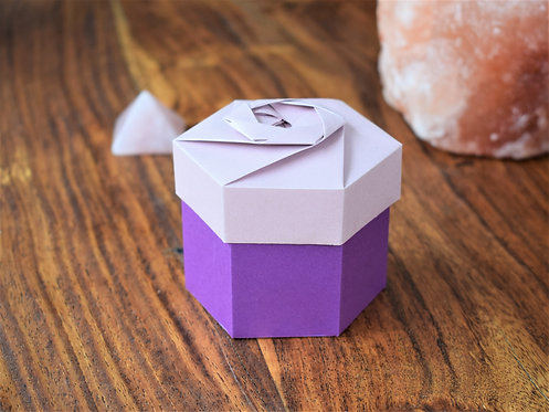 Petite Boîte Hexagonale