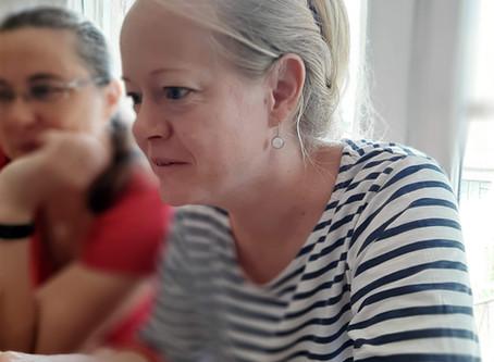Lucie Černická, facilitátorka Nadace Via