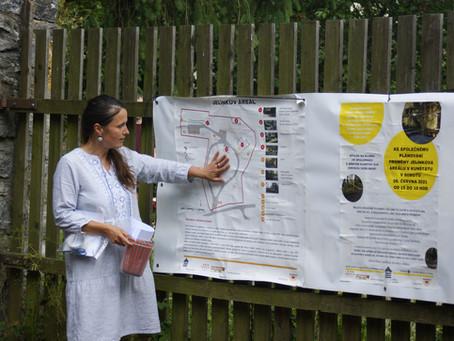 Společné plánování Proměny Jelínkova areálu s veřejností