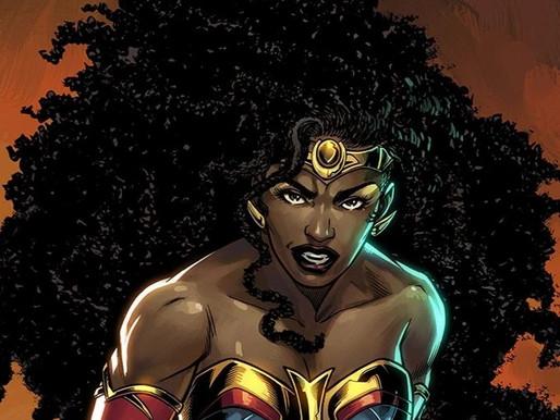 DC: Future State trará o retorno de Núbia, a Mulher-Maravilha negra
